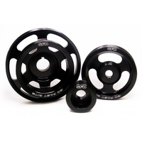 Lightened Underdrive Pulley Kit - 3 [piece (WRX/STi 08-14/Liberty 04-09/Forester 09-13)