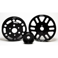 Lightened Underdrive Pulley Kit (BRZ/86)